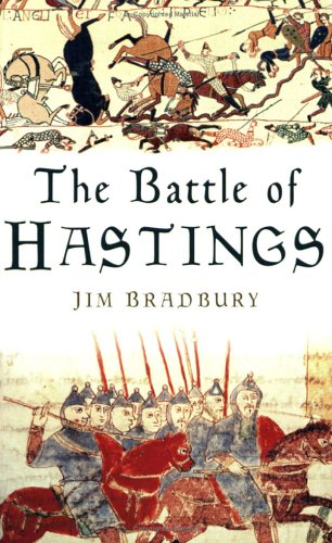 Battle of Hastings   2005 9780750937948 Front Cover