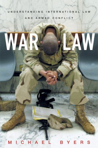 War Law Understanding International Law and Armed Conflict N/A edition cover