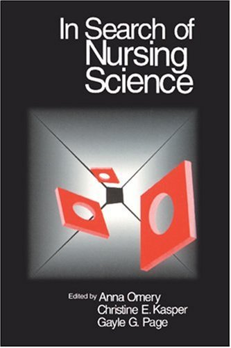 In Search of Nursing Science   1995 edition cover