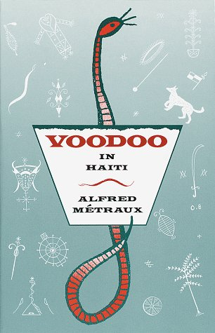 Voodoo in Haiti  N/A edition cover