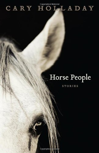 Horse People Stories  2013 edition cover