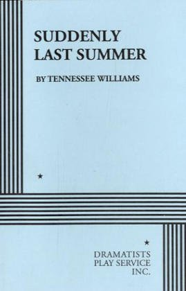 Suddenly Last Summer  N/A edition cover