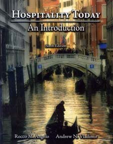 Hospitality Today : An Introduction 6th 2007 edition cover