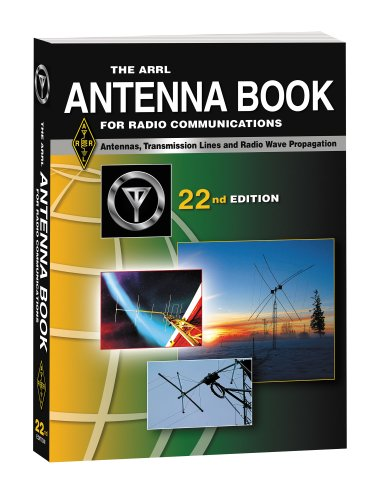 ARRL Antenna Book For Radio Communications 22nd 2011 edition cover