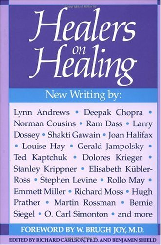 Healers on Healing  N/A edition cover