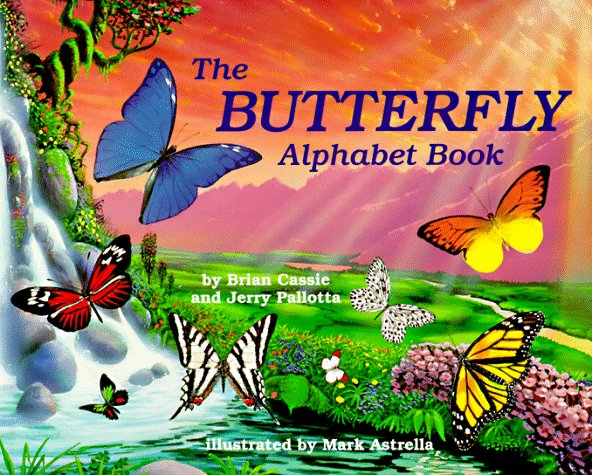 Butterfly Alphabet Book   1995 9780881068948 Front Cover