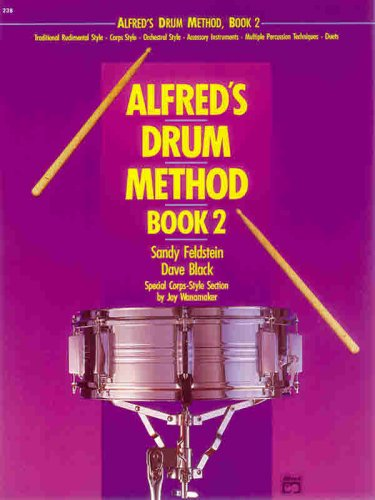 Alfred Drum Method   1988 edition cover