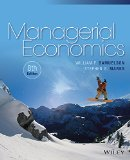 Managerial Economics:   2014 edition cover
