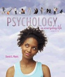 Psychology in Everyday Life  2nd 2012 edition cover