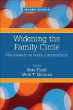 Widening the Family Circle New Research on Family Communication 2nd 2014 edition cover