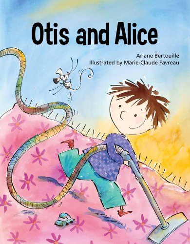 Otis and Alice   2013 9781554552948 Front Cover