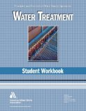 Water Treatment Student Workbook, 4th Edition  4th 2010 (Revised) edition cover