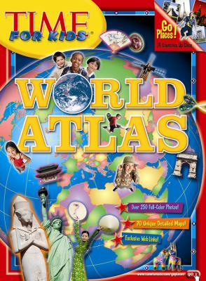 World Atlas 2008   2007 (Revised) 9781933821948 Front Cover