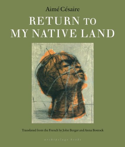 Return to My Native Land   2014 9781935744948 Front Cover