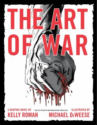 Art of War A Graphic Novel N/A 9780062103949 Front Cover