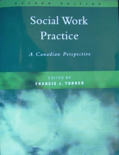 SOCIAL WORK PRACTICE >CANADIAN 2nd 2002 edition cover