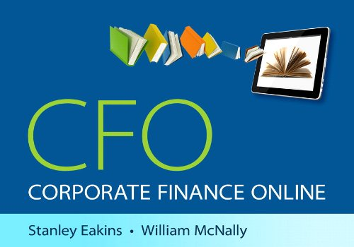 Cfo - Corporate Finance Online   2014 edition cover