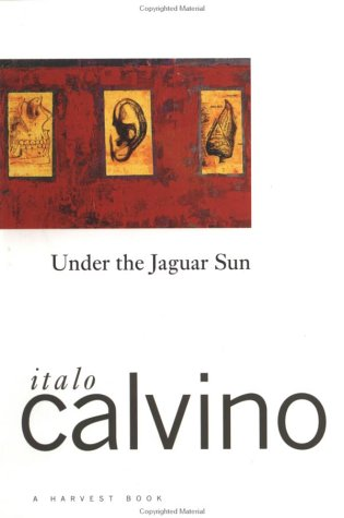 Under the Jaguar Sun   1990 edition cover