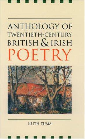 Anthology of Twentieth-Century British and Irish Poetry   2001 edition cover