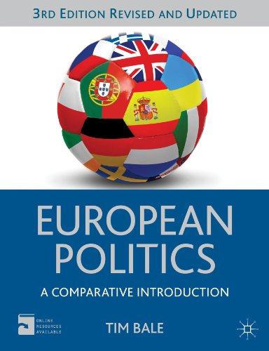 European Politics A Comparative Introduction 3rd 2015 (Revised) edition cover
