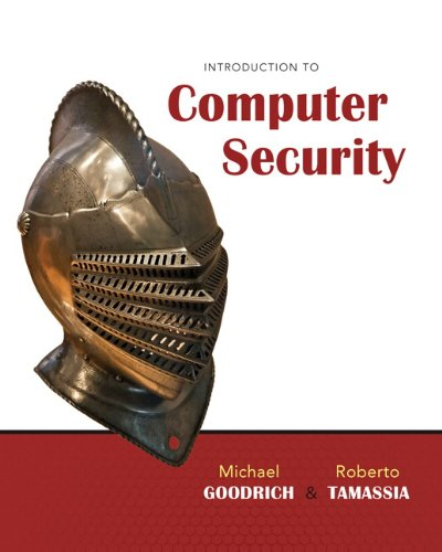 Introduction to Computer Security   2011 edition cover