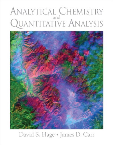 Analytical Chemistry and Quantitative Analysis   2011 edition cover