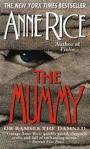 Mummy or Ramses the Damned   1989 edition cover