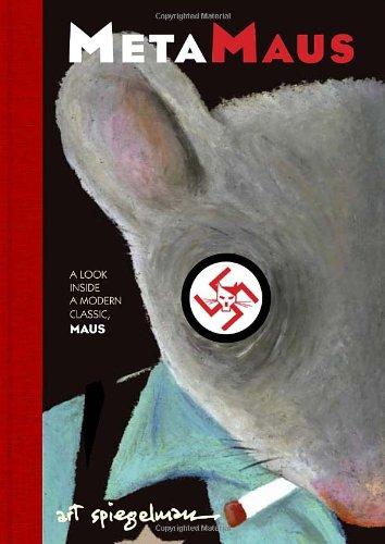 MetaMaus A Look Inside a Modern Classic, Maus  2011 edition cover