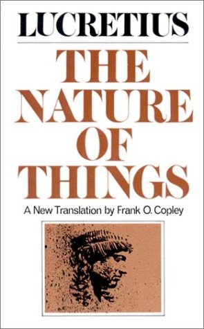 Nature of Things  N/A edition cover