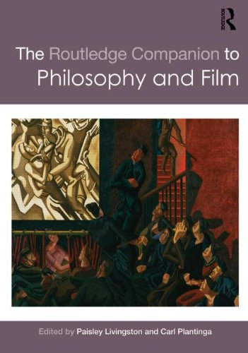 Routledge Companion to Philosophy and Film   2011 edition cover