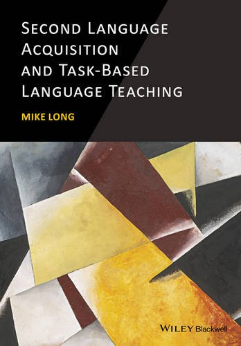 Second Language Acquisition and Task-Based Language Teaching   2014 edition cover