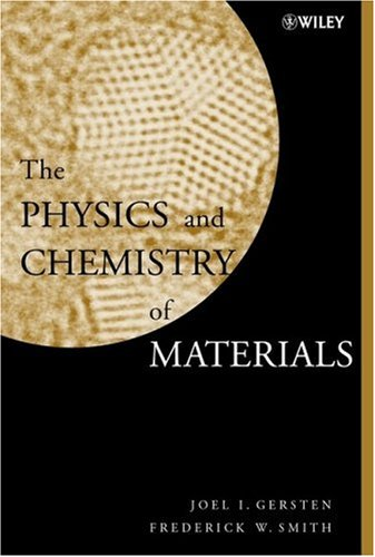 Physics and Chemistry of Materials   2001 edition cover