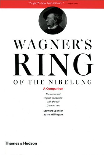 Wagner's Ring of the Nibelung A Companion 2nd 2000 (Reprint) edition cover