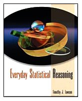 Everyday Statistical Reasoning   2002 9780534590949 Front Cover
