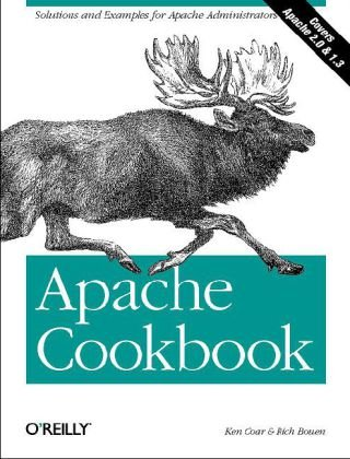 Apache Cookbook Solutions and Examples for Apache Administrators 2nd 2007 (Revised) edition cover