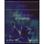 Exploring the Nature of Creativity  3rd 2010 (Revised) edition cover