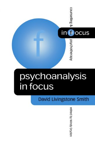 Psychoanalysis in Focus   2003 9780761961949 Front Cover