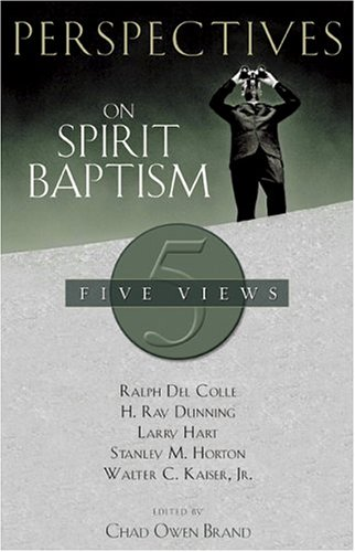 Perspectives on Spirit Baptism   2004 edition cover