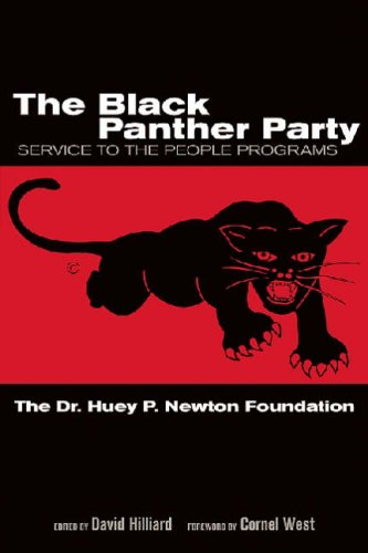 Black Panther Party Service to the People Programs  2008 edition cover
