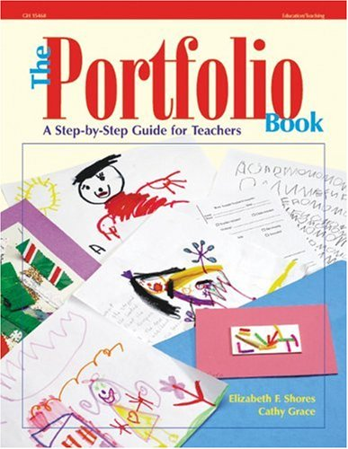 Portfolio Book A Step by Step Guide for Teachers N/A 9780876591949 Front Cover
