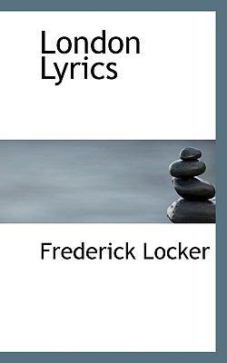 London Lyrics  N/A 9781116649949 Front Cover