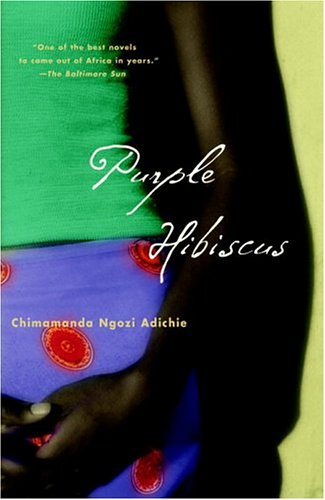 Purple Hibiscus   2004 edition cover