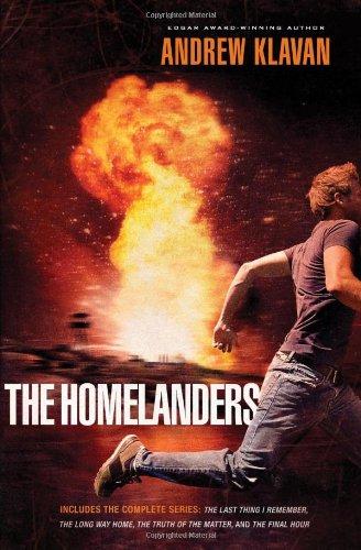 Homelanders   2012 9781401686949 Front Cover
