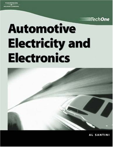 Automotive Electricity and Electronics   2004 9781401813949 Front Cover