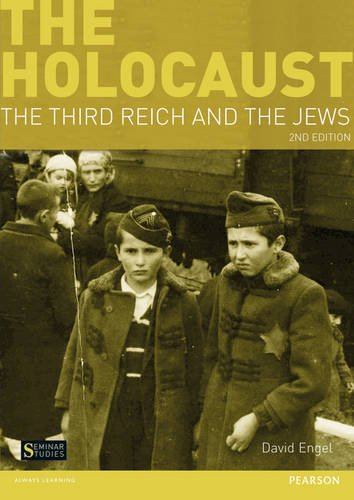 Holocaust The Third Reich and the Jews 2nd 2013 (Revised) edition cover