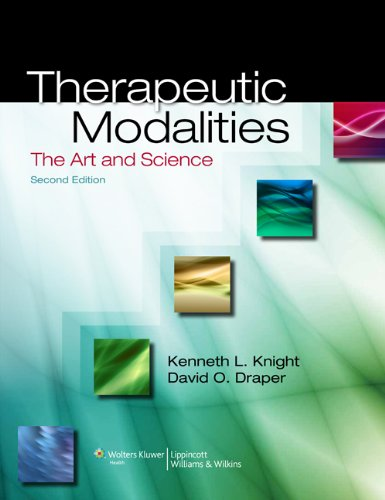 Therapeutic Modalities The Art and Science 2nd 2013 (Revised) edition cover