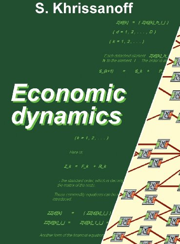 Economic Dynamics  0 edition cover