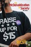 Mcdonaldization of Society  8th 2015 edition cover