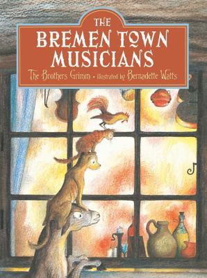 Bremen Town Musicians   1997 9781558586949 Front Cover