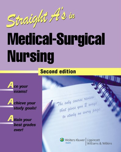 Medical-Surgical Nursing  2nd 2008 (Revised) edition cover